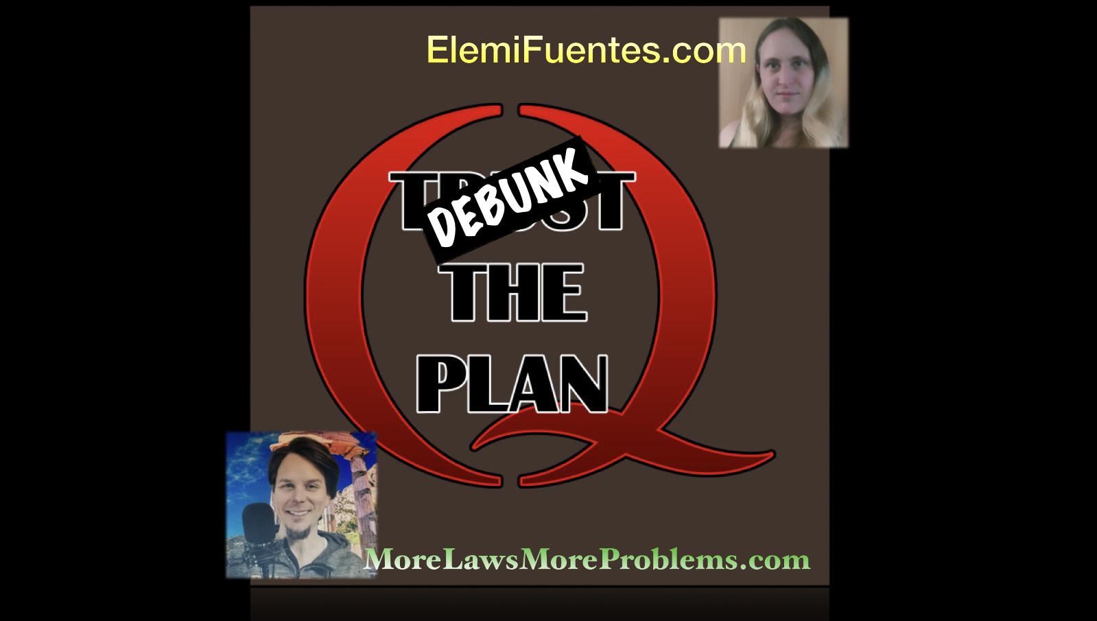 Debunk the plan